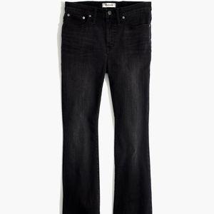 Cali Demi-Boot Jeans in Berkeley Black Size 27